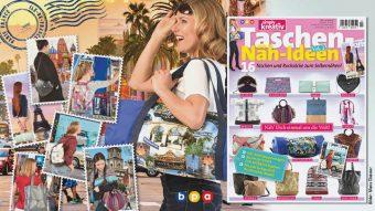 Blog Simply Kreativ Taschen-Näh-Ideen Vol. 2 03/2017