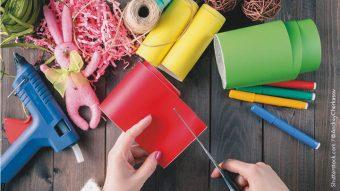 Blog Teaser Bastelmaterial Papier