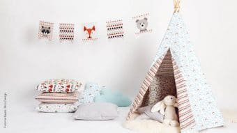 Blog Rico Design woodland camping