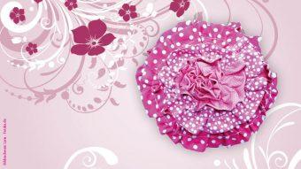 Blog Titelbild Muttertag Rosenkissen