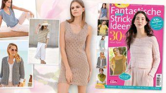 Fantastische Sommer-Strick-Ideen