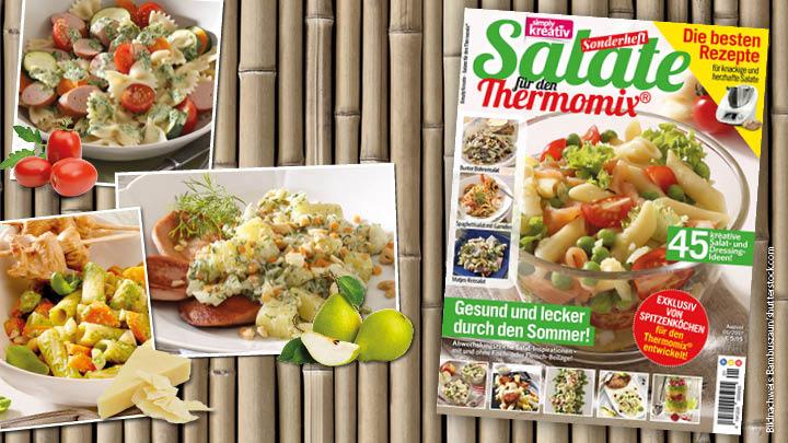 Simply Kreativ – Salate für den Thermomix®