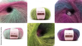 Louisa Harding Amitola Brushed