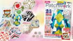 Simply Kreativ Patchwork + Quilting 1/18