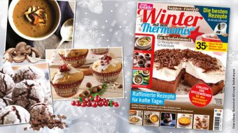 Simply Kreativ – Winter mit dem Thermomix®