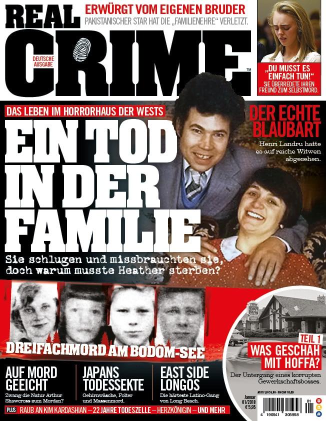 Real Crime Heft 01/2018