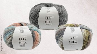 Lang Yarns Mila Wintergarn stricken