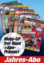 Top in Sport MotoGP Jahresabo