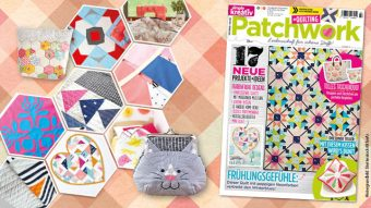 Simply Kreativ Patchwork + Quilting 02/18