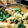 Gesund und fix- Kochen mit dem Thermomix - Toskanische Hühnersuppe mit Grünkohl 0218