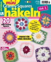 Mini Häkeln - vol1 - Granny Squares - 0218