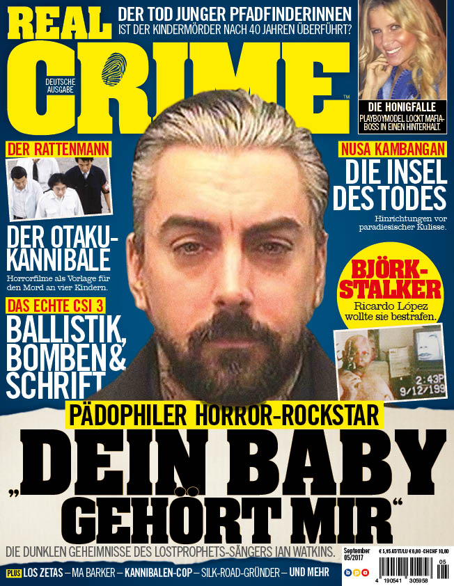 Real Crime Heft 05/2017
