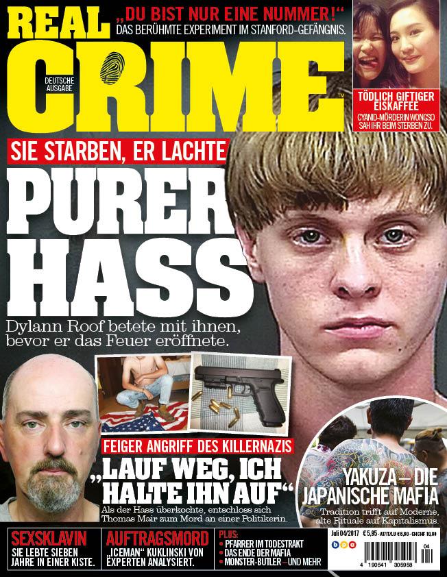 Real Crime Heft 04/2017