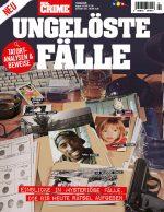Real Crime Sonderheft ungelöste Fälle 01/2016