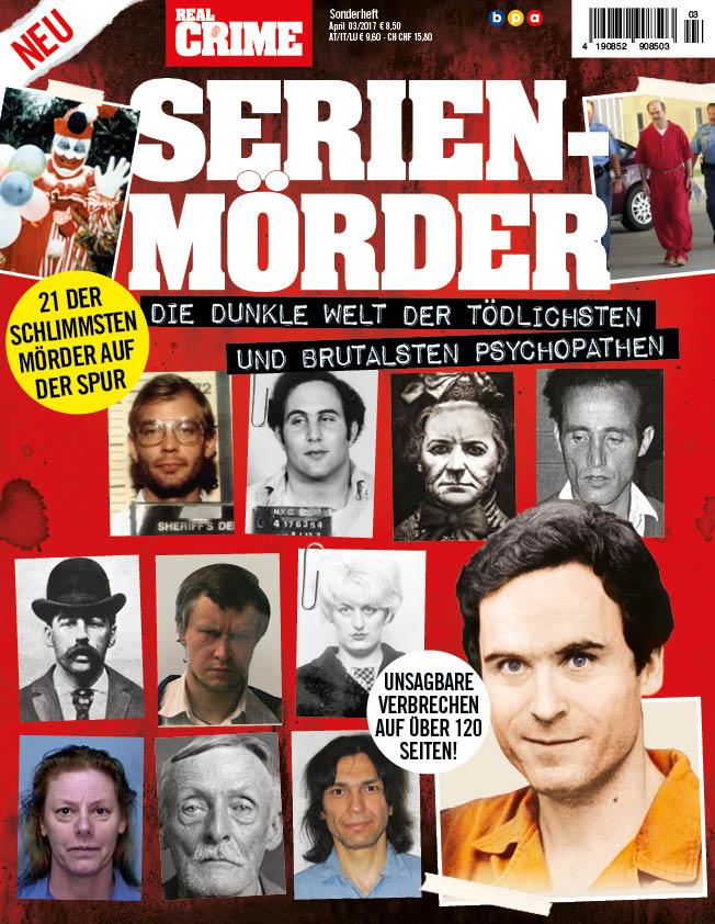 Real Crime Sonderheft 03-2017