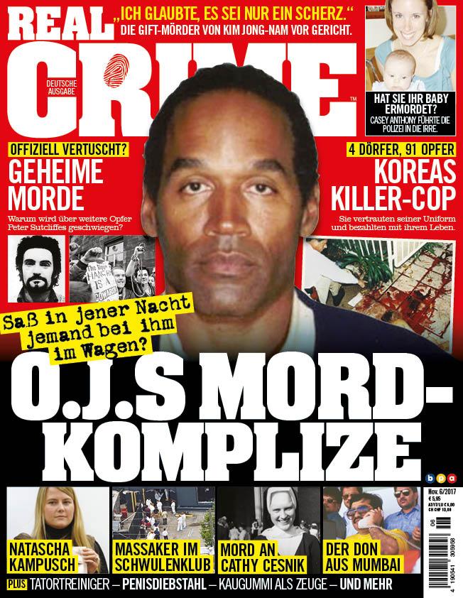Real Crime Heft 06/2017