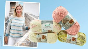 Gründl Cotton Soft stricken Simply Kreativ