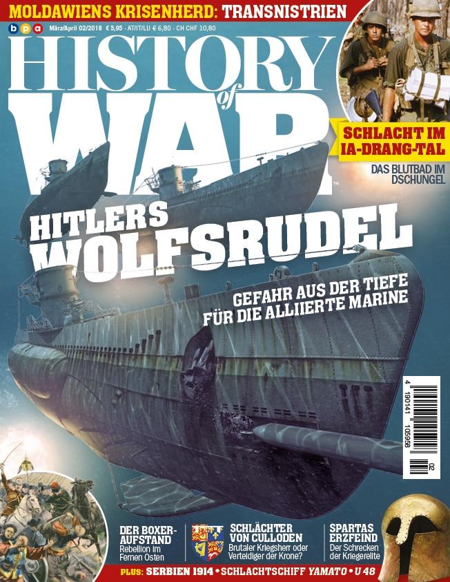 History of War Heft 02/2018