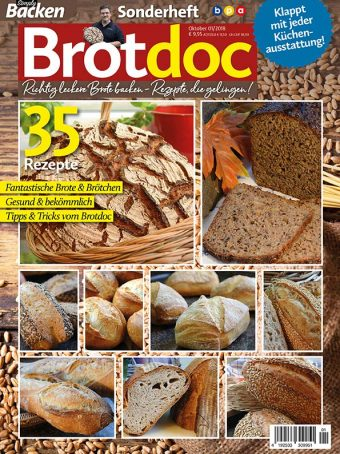 Simply Backen Sonderheft Brotdoc 01/2018