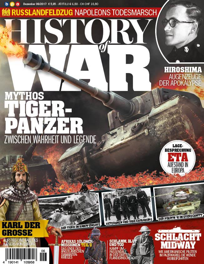 History of War 06/17