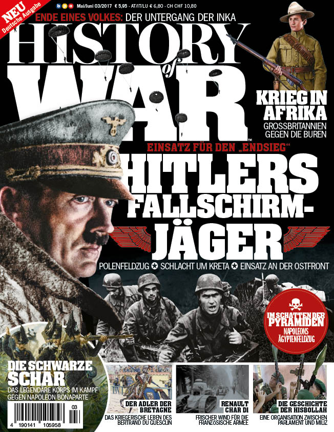 History of War 03/17