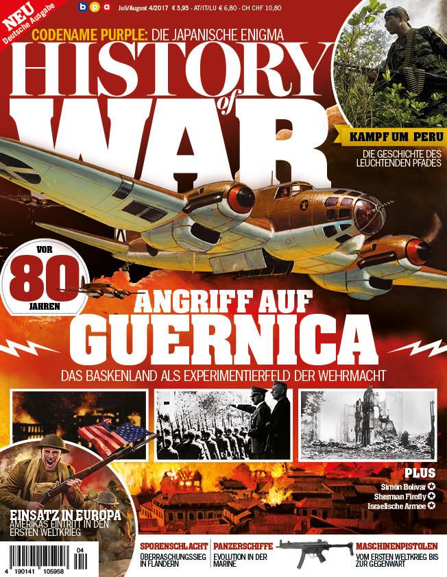 History of War 04/17