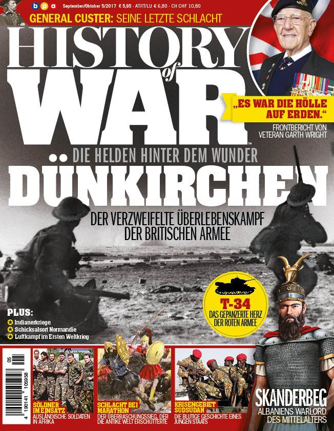 History of War 05/17