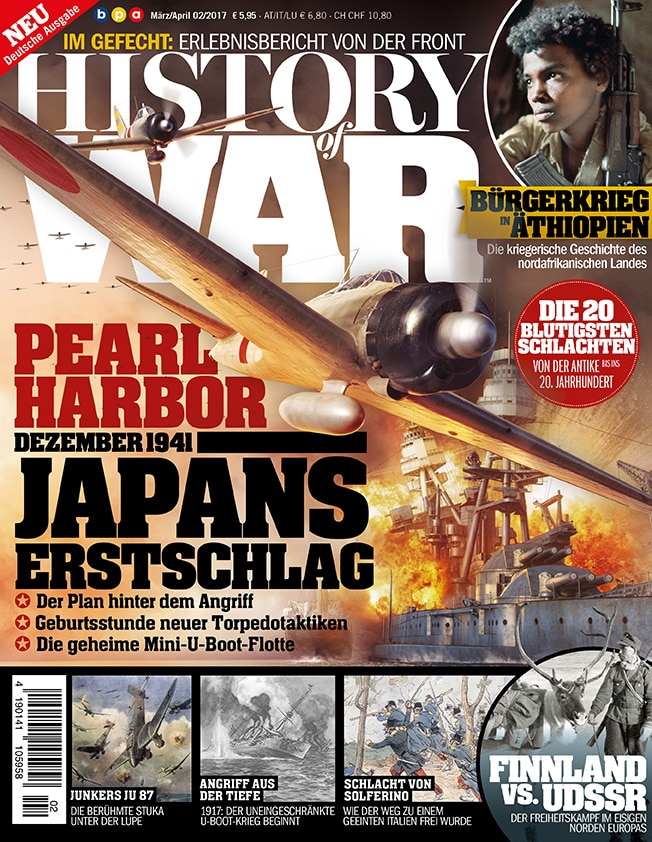 History of War 02/17
