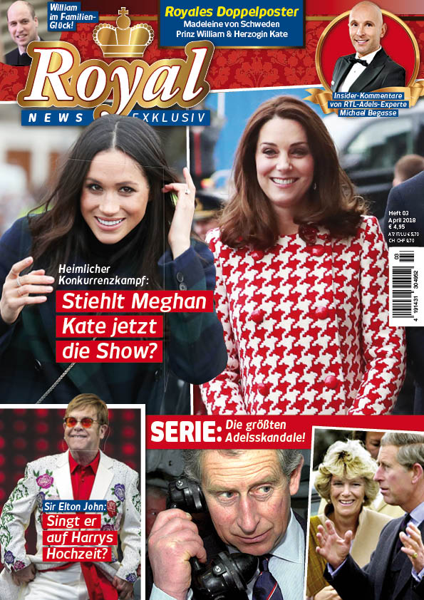 Royal News Heft 03/2018