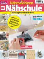 Simply Kreativ - Nähmaschinen-Nähschule 01/2018
