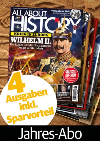 All About History Jahresabo