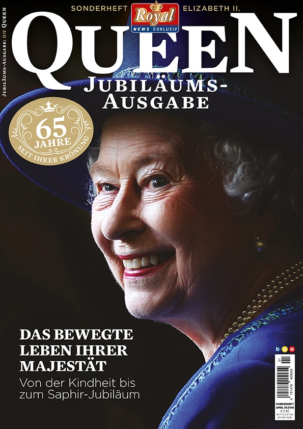 Royal News Sonderheft 01/2018 Queen Elizabeth II.
