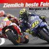 Top-Story: Rossi vs. Márquez – MotoGP 03/18