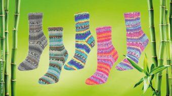 Stricken, Rellana, Sockengarn, Flotte Socke