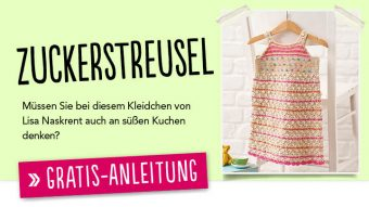 Gratisanleitung - Kinderkleid