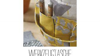 Nähanleitung - Werkzeugtasche - Simply Nähen - 03/2018