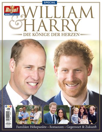 Royal News Special - William und Harry - 0118