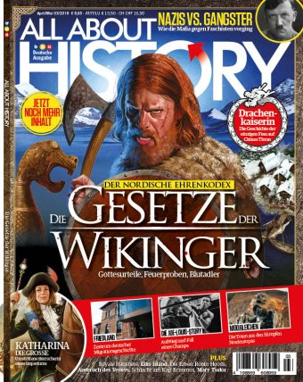 All About History Heft 03/2018