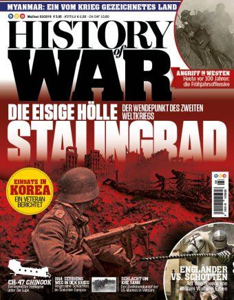 History of War 03/18