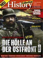 History Collection – Die Hölle an der Ostfront Heft 02/2018