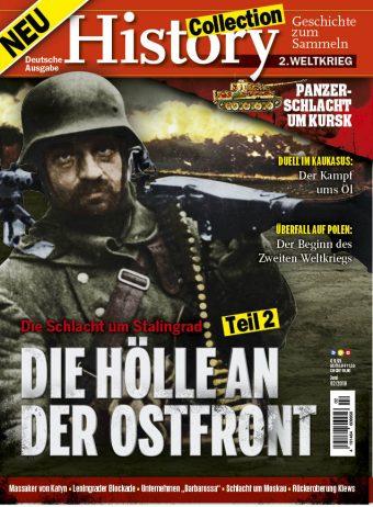 History Collection – Die Hölle an der Ostfront Heft 02/2018