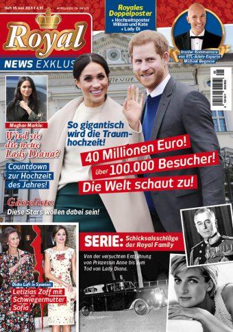Royal News Exklusiv - 0518