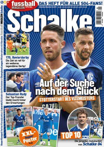 Fussballmagazin Schalke 04/2018