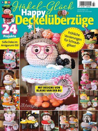 Häkel-Glück - Happy Deckelüberzüge 03/2018