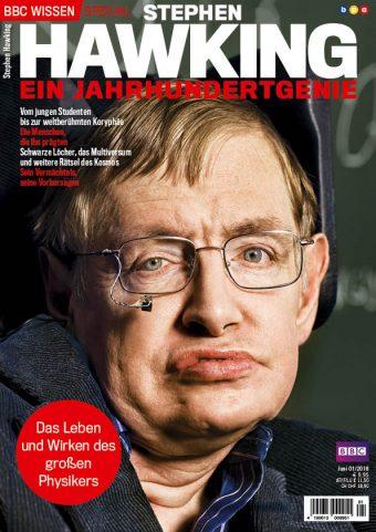 BBC Wissen Special Stephen Hawking Heft 01/2018