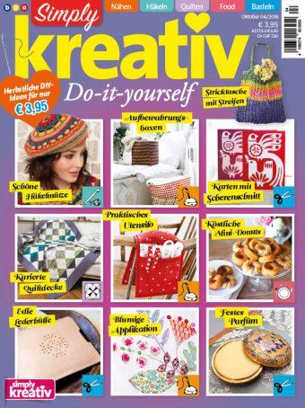 Simply Kreativ Heft 04/2018