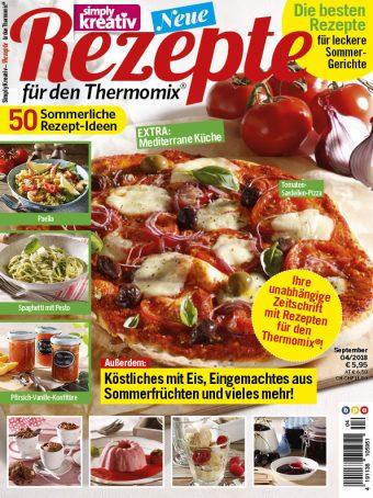 Simply Kreativ – neue Rezepte für den Thermomix® 04/18