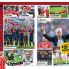 Inhalt – Bayern München 04/2018