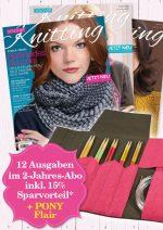 Designer Knitting Zweijahresabo