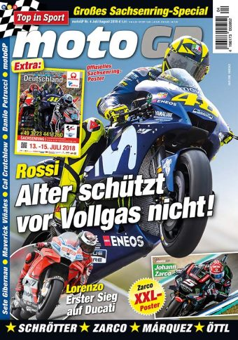 Top in Sport – MotoGP 04/2018
